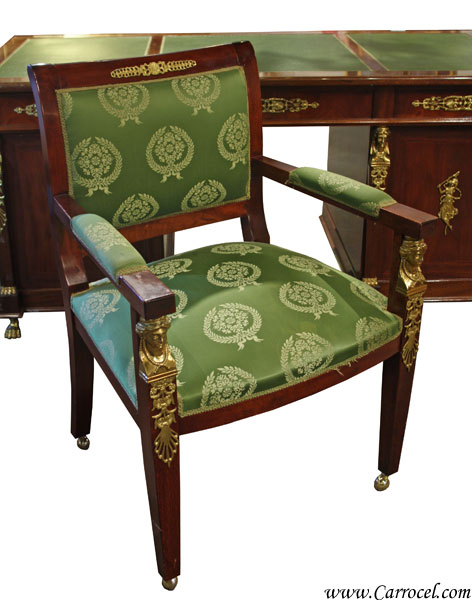 Origins Of The Federal And Empire Style For Antique Furniture