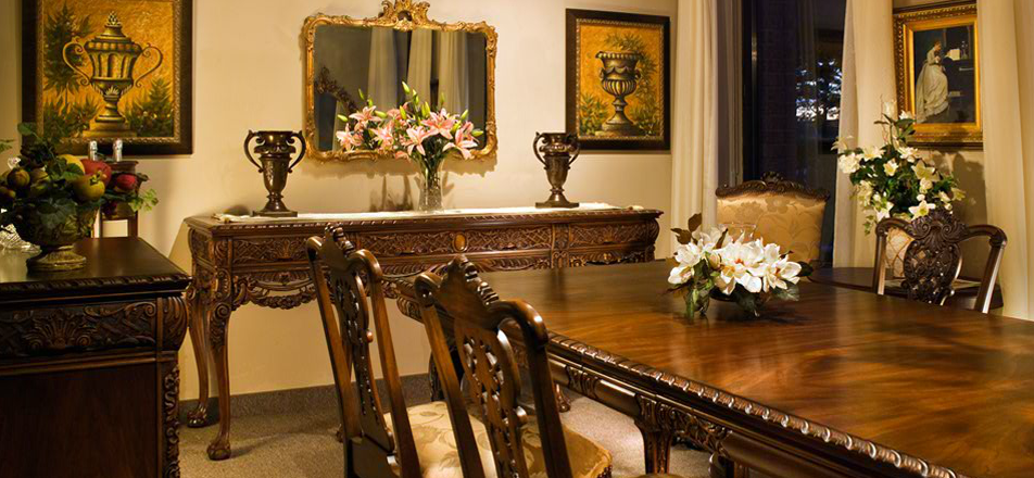 Taking Care Of Your Antique Furniture  carrocel custom wood dining table. Hiring Professionals To Take Care Of Your Antique Furniture