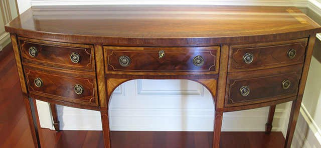 fine antique commodes