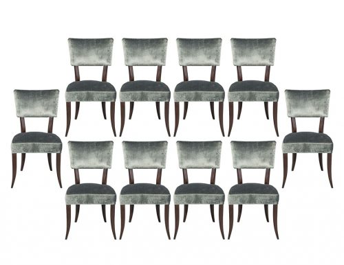 Set of 10 Elis Dining Chairs