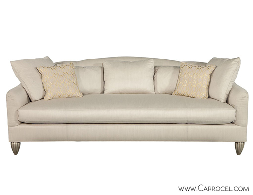 An elegant soiree sofa