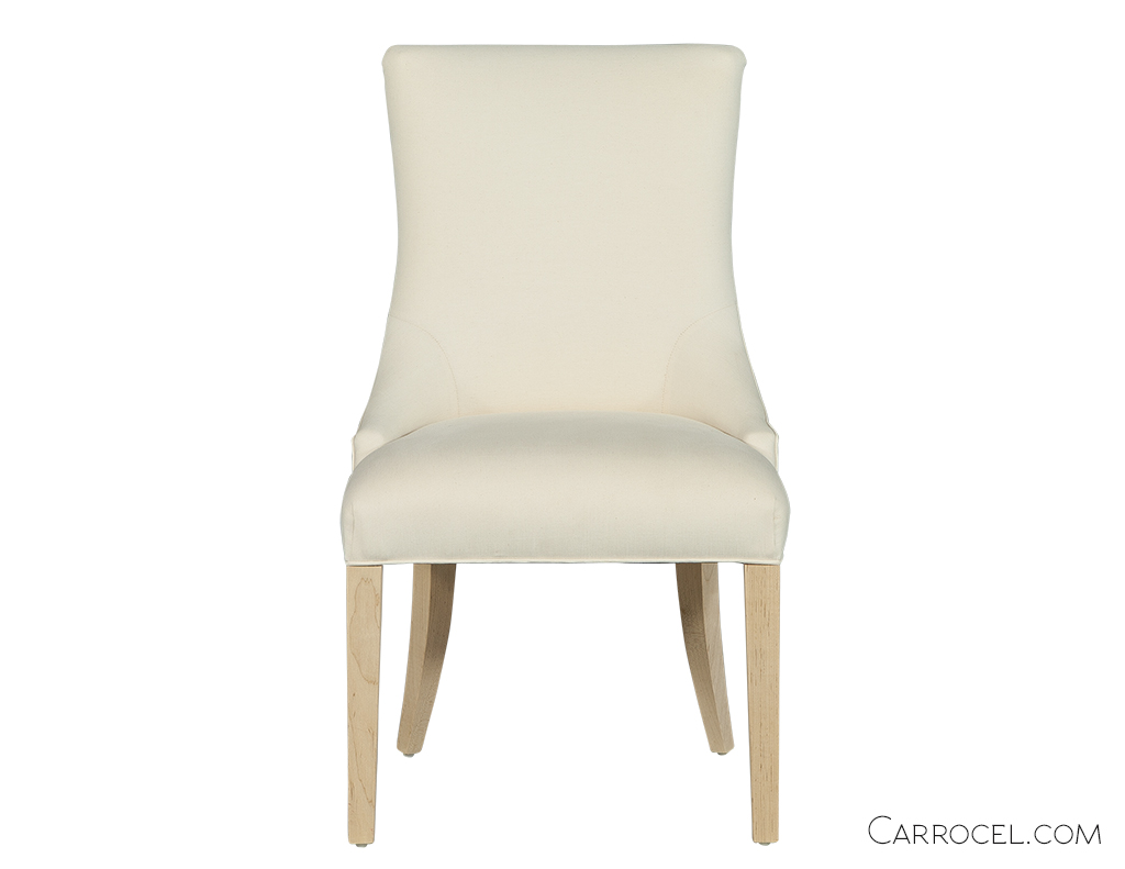 Opus Custom Dining Chair - Side