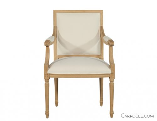 Louis Capet Custom Dining Chair – Arm