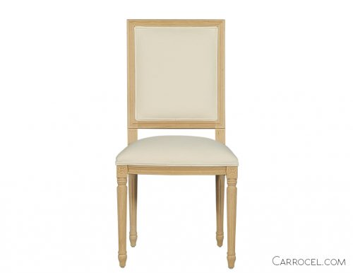 Louis Capet Custom Dining Chair – Side