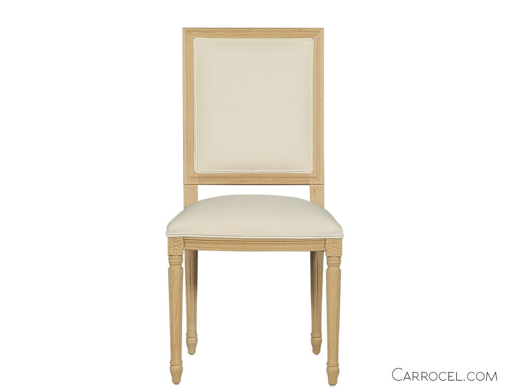Louis Capet Custom Dining Chair – Side 1