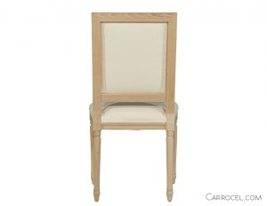 Louis Capet Custom Dining Chair - Side