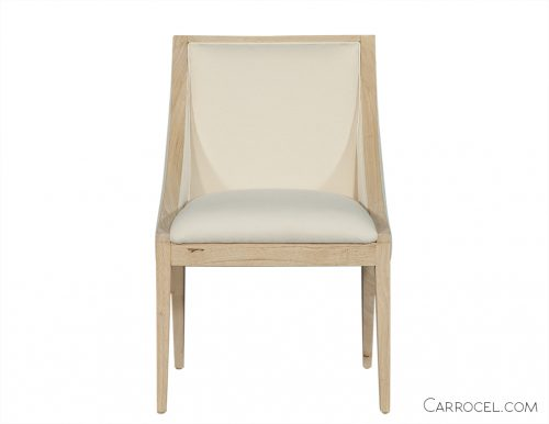 Clark Custom Dining Chair – Side