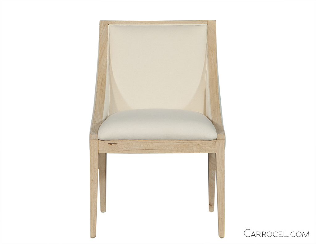 Clark Custom Dining Chair – Side 1