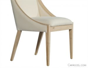 Clark Custom Dining Chair - Side