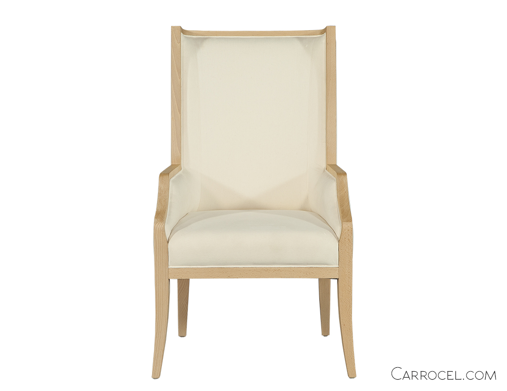 D Barto Custom Dining Chair - Arm