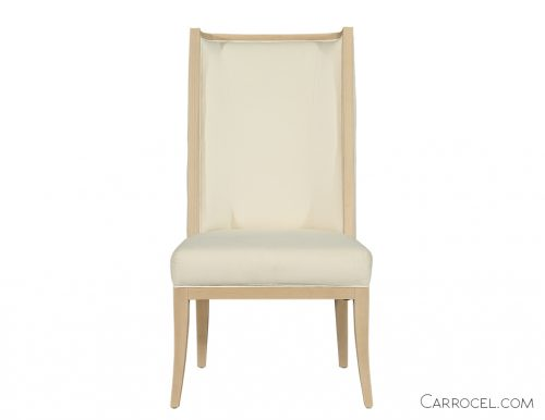 D Barto Custom Dining Chair – Side