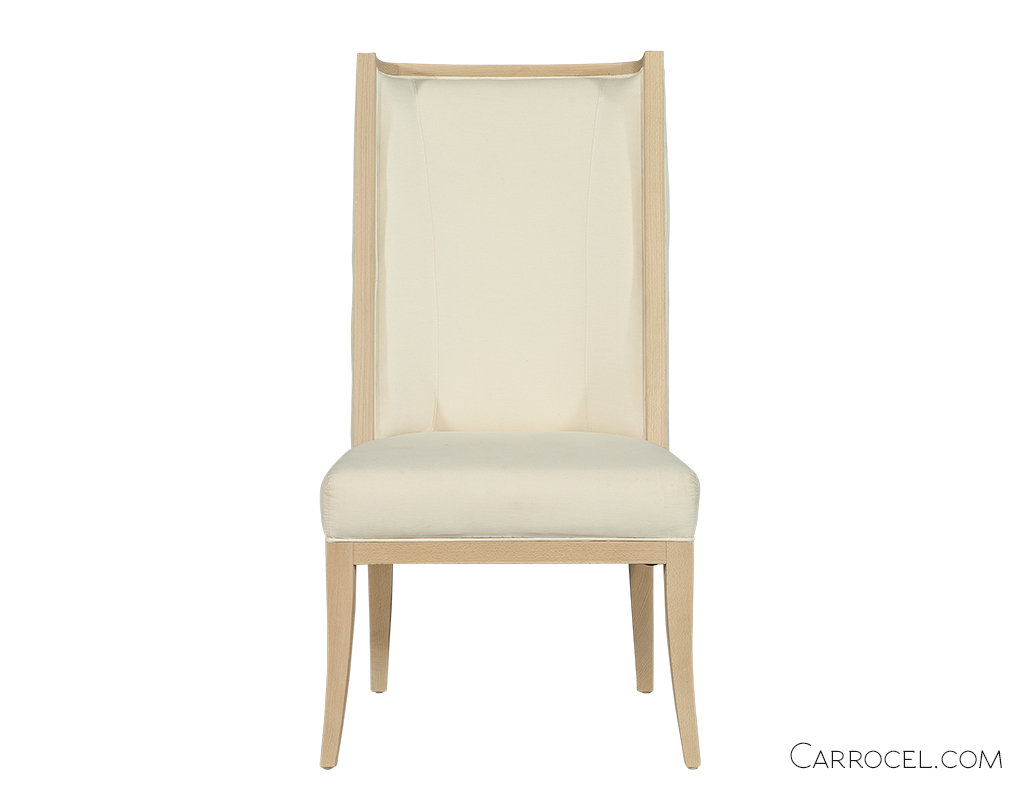 D Barto Custom Dining Chair – Side 1