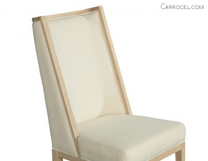 D Barto Custom Dining Chair - Side