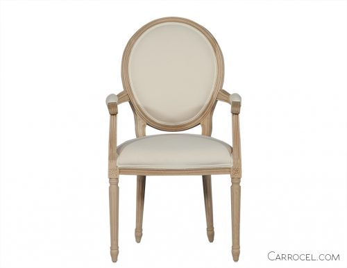 Edgeworth Custom Dining Chair – Arm