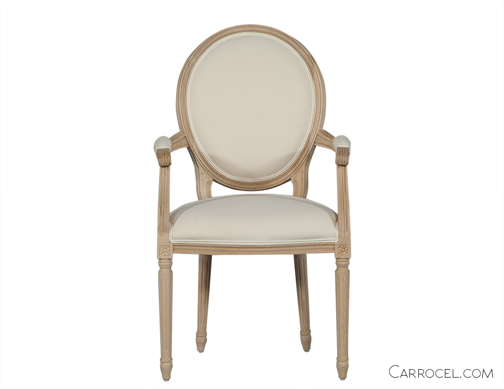 Edgeworth Custom Dining Chair – Arm 1