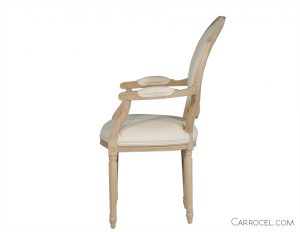 Edgeworth Custom Dining Chair - Arm