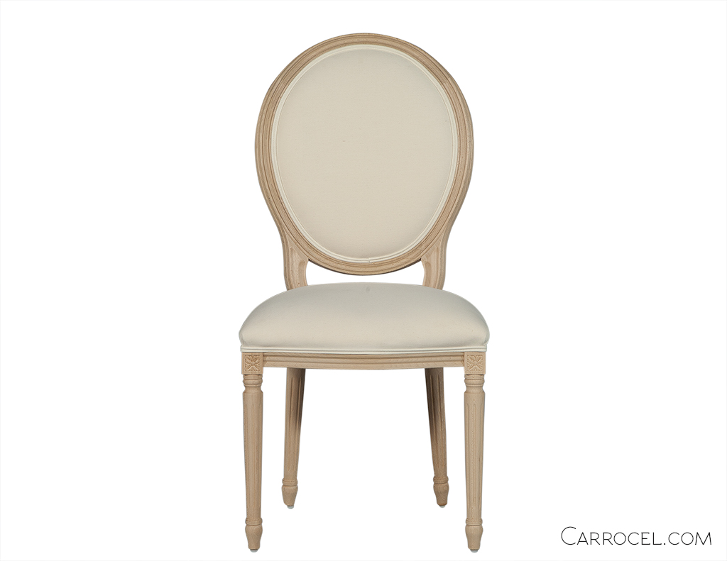 Edgeworth Custom Dining Chair – Side 1