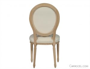 Edgeworth Custom Dining Chair - Side