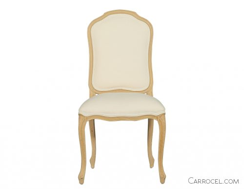 Louis Quinze V2 Custom Dining Chair