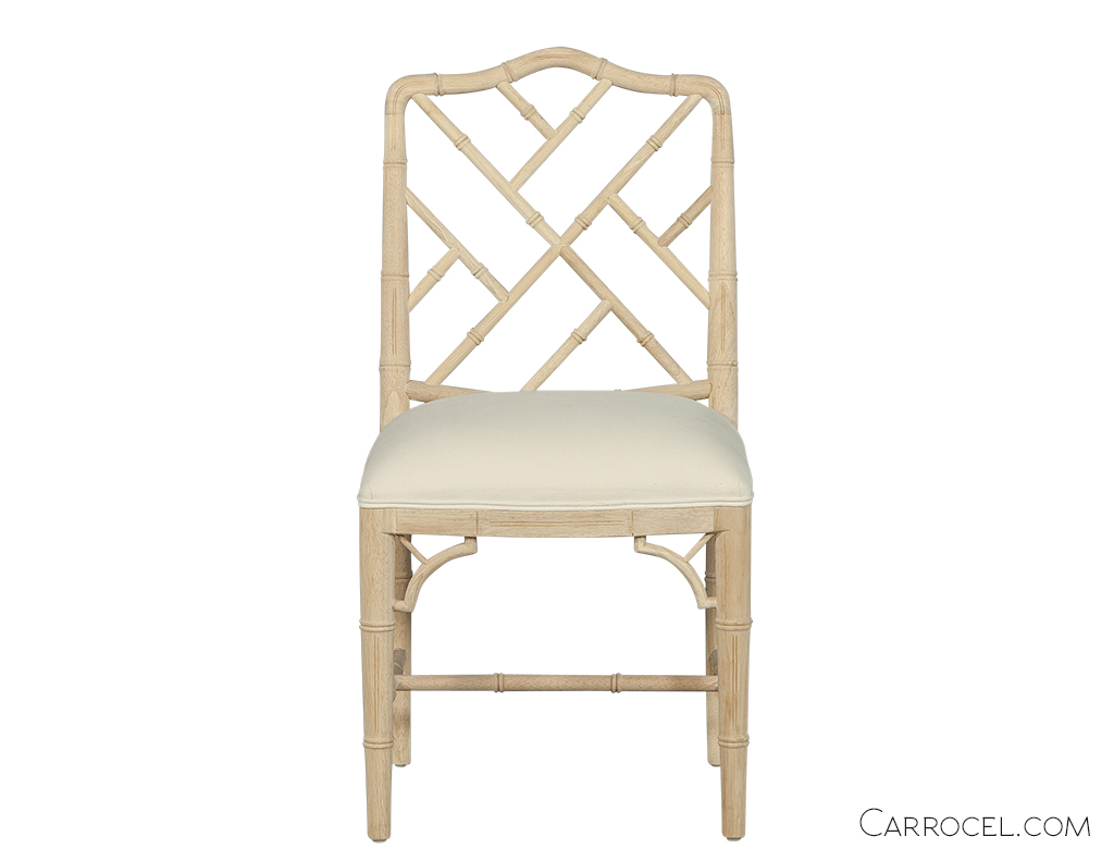 Chantilly Custom Dining Chair – Side 1