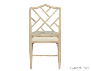 Chantilly Custom Dining Chair - Side