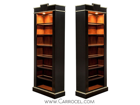 EJ Victor Bookcases