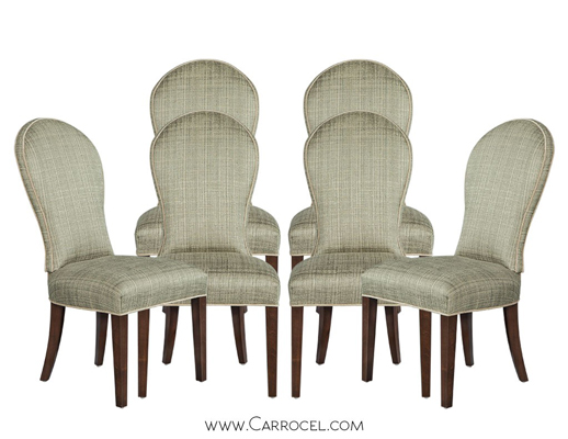 Round Back Paula Dining Chairs