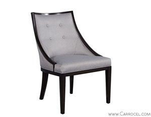 Carrocel's Custom Javier Accent Chair