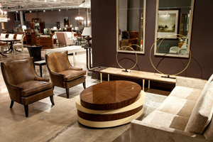 Carrocel showroom