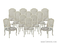 Carrocel Chairs