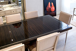Carrocel Custom Deco Influenced Dining Table