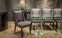 Dining Room Furniture Display