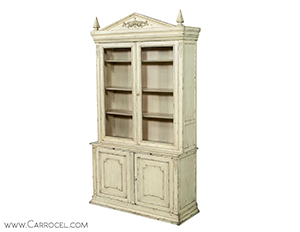 Carrocel's Neoclassical Display Cabinet