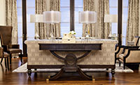 Carrocel Interiors Custom Livingroom Suite