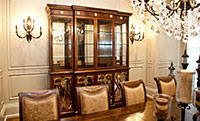 Carrocel Newly Made Dining Suite Traditional