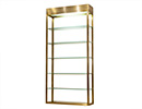 Brushed Brass Frame