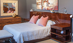 Hollywood King Size Bed Bedroom