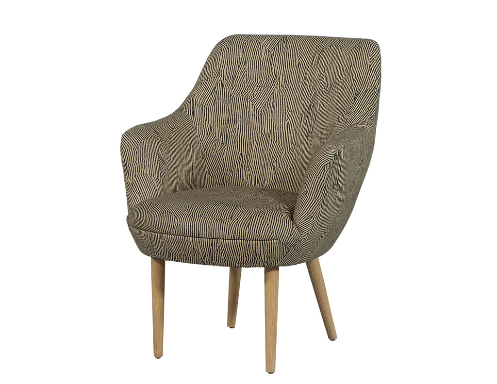 Modern Upholstered Arm Chairs Carrocel Fine Furniture