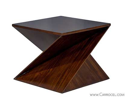 Allison Paladino Twist Table