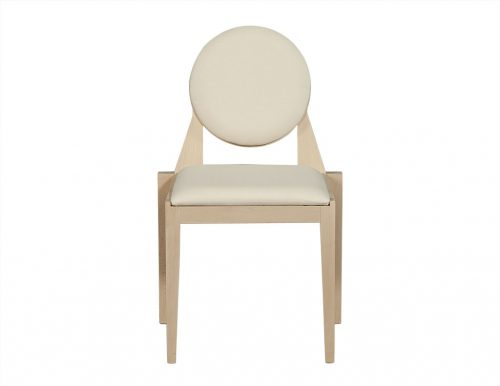 Carrocel Arrondi Art Deco Dining Chair