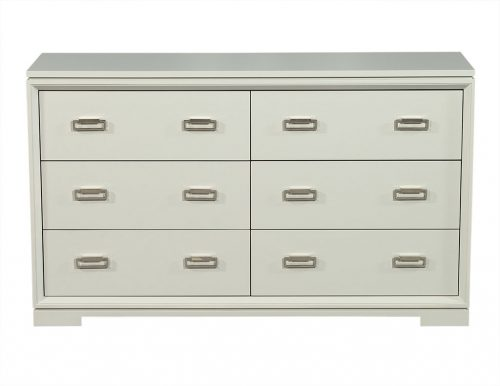 Carrocel Custom Made Modern Six Drawer Dresser