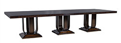 Custom Impero Dining Table