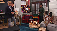 CBC Television's The Goods Hosts Examining Carrocel's High-End Furniture
