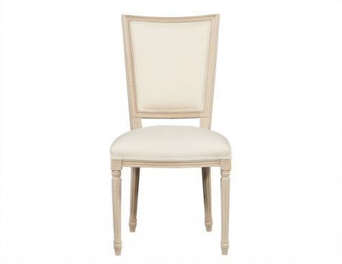 Carrocel Custom Ostaten Side Chair