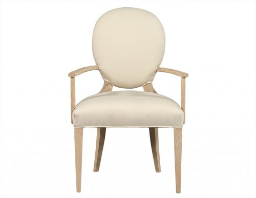 Carrocel Custom Zuri Arm Chair