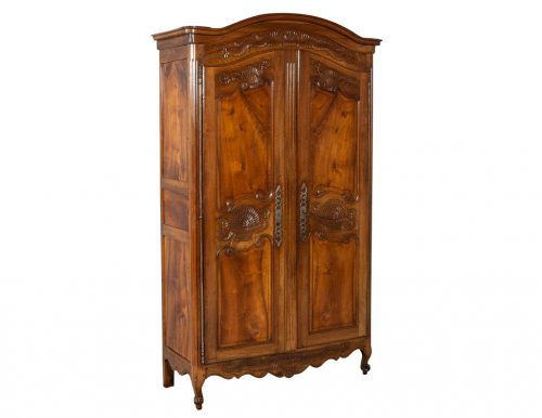Late 18th Century French Walnut Armoire