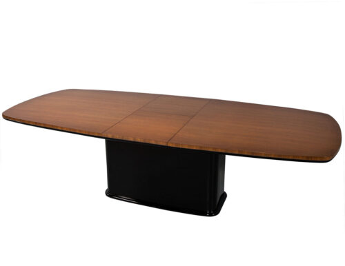 Custom Mid-Century Modern Inspired Dining Table