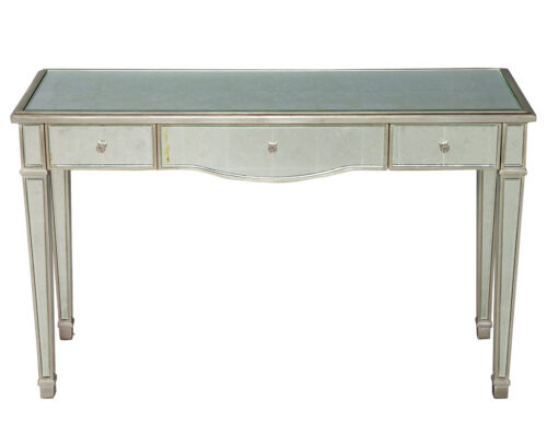Classic Mirrored Vanity Desk by Lilian August