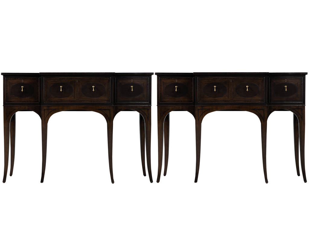 CE-3211-American-Mahogany-Inlaid-Console-Table-001