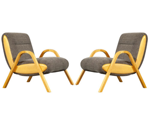 Kelly Wearstler Camden Lounge Chairs